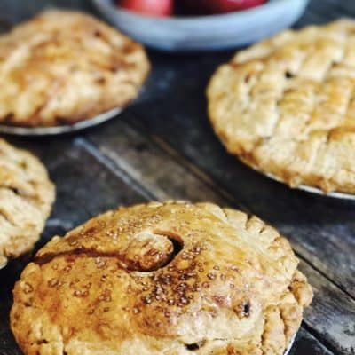 No more pie crust anxiety
